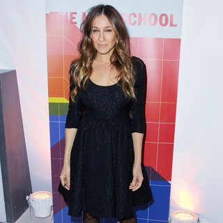 Sarah Jessica Parker in Opening of The New School's University Center
