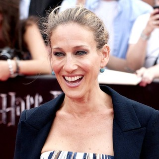 Sarah Jessica Parker - New York Premiere of Harry Potter and the Deathly Hallows Part II - Arrivals
