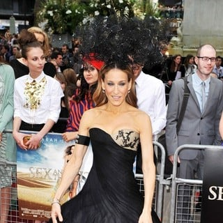 Sarah Jessica Parker in Sex and the City 2 UK Film Premiere
