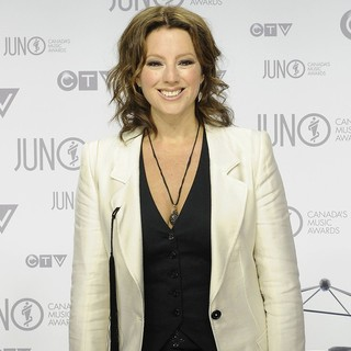 Sarah McLachlan in 2012 JUNO Awards - Arrivals