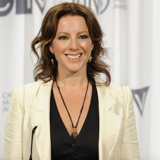 Sarah McLachlan in 2012 JUNO Awards - Press Room