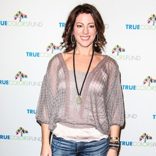 Sarah McLachlan in Cyndi Lauper and Friends: Home for The Holiday's Concert - Arrivals
