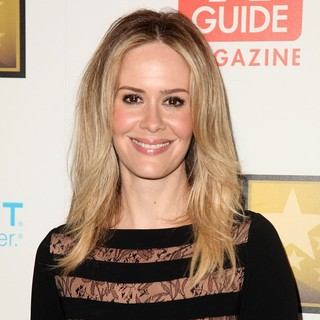 Sarah Paulson in 2012 Critics' Choice TV Awards - Arrivals