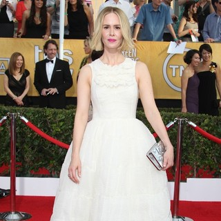 Sarah Paulson in The 20th Annual Screen Actors Guild Awards - Arrivals