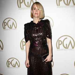 Sarah Paulson in The 25th Annual Producer Guild of America Awards - Arrivals