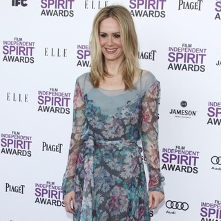Sarah Paulson in 27th Annual Independent Spirit Awards - Arrivals