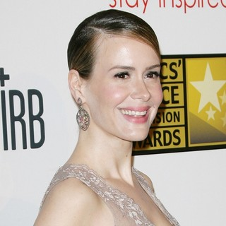Sarah Paulson in Broadcast Television Journalists Association's 3rd Annual Critics' Choice Television Awards
