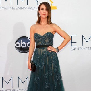 Sarah Paulson in 64th Annual Primetime Emmy Awards - Arrivals