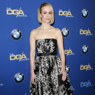 Sarah Paulson in The 66th Annual DGA Awards - Arrivals
