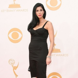 Sarah Silverman in 65th Annual Primetime Emmy Awards - Arrivals