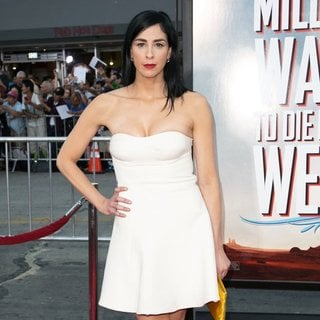 Sarah Silverman in Universal Pictures and MRC World Premiere A Million Ways to Die in the West