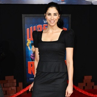 Sarah Silverman in The Los Angeles Premiere of Wreck-It Ralph - Arrivals