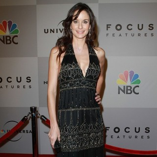 Sarah Wayne Callies in NBC Universal's 68th Annual Golden Globes After Party