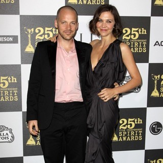 Peter Sarsgaard, Maggie Gyllenhaal in The 25th Film Independent Spirit Awards