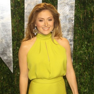 Sasha Alexander in 2012 Vanity Fair Oscar Party - Arrivals
