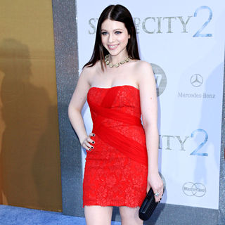 Michelle Trachtenberg in World Premiere of 'Sex and the City 2' - Arrivals