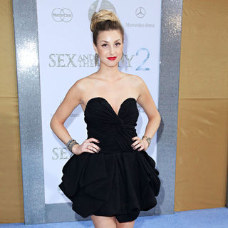 Whitney Port in World Premiere of 'Sex and the City 2' - Arrivals