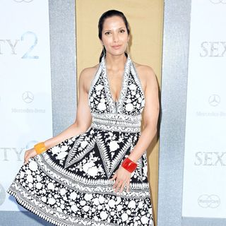Padma Lakshmi in World Premiere of 'Sex and the City 2' - Arrivals