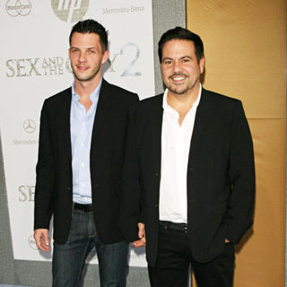 Narciso Rodriguez in World Premiere of 'Sex and the City 2' - Arrivals