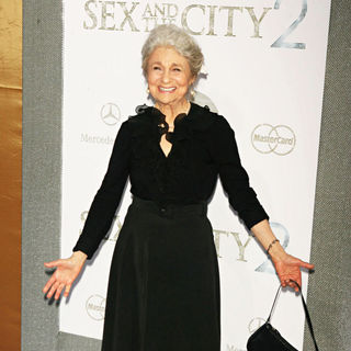 Lynn Cohen in World Premiere of 'Sex and the City 2' - Arrivals