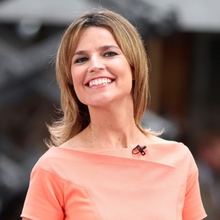 Savannah Guthrie in Carrie Underwood Performs Live as Part of The Toyota Concert Series