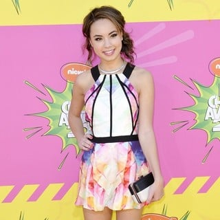 Savannah Jayde in Nickelodeon's 26th Annual Kids' Choice Awards - Arrivals