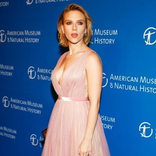 Scarlett Johansson in American Museum of Natural History Gala 2018