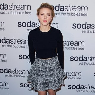 Scarlett Johansson - SodaStream Unveils Scarlett Johansson as Its First-Ever Global Brand Ambassador