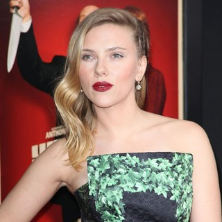 Scarlett Johansson in The Hitchcock Premiere
