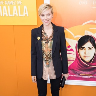 New York Premiere of He Named Me Malala - Arrivals