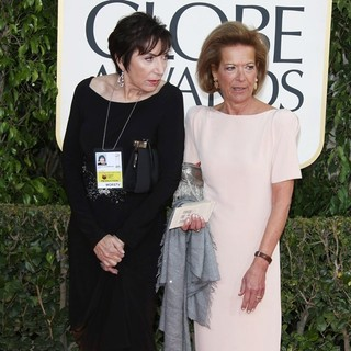 Frances Schoenberger, Marie Waldburg in 70th Annual Golden Globe Awards - Arrivals
