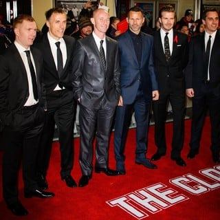 David Beckham - The World Premiere of The Class of 92 - Arrivals