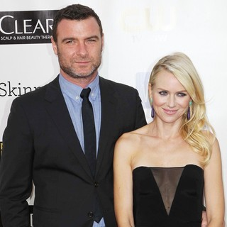 Liev Schreiber, Naomi Watts in 18th Annual Critics' Choice Movie Awards
