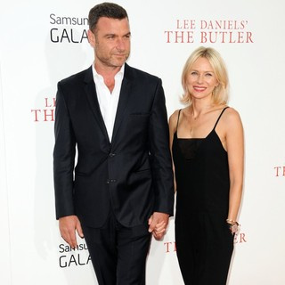 Liev Schreiber, Naomi Watts in New York Premiere of Lee Daniels' The Butler - Red Carpet Arrivals