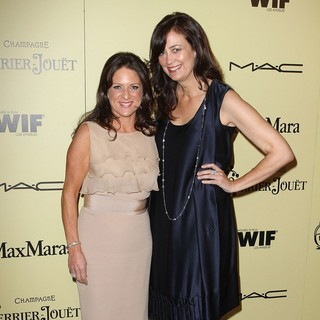 Cathy Schulman, Jane Flemming in 5th Annual Women in Film Pre-Oscar Cocktail Party