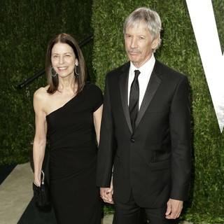 Scott Glenn in 2013 Vanity Fair Oscar Party - Arrivals - schwartz-glenn-2013-vanity-fair-oscar-party-01