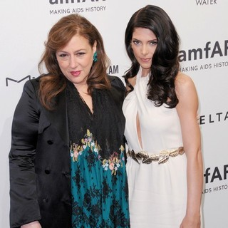 Lorraine Schwartz, Ashley Greene in The amfAR Gala 2013
