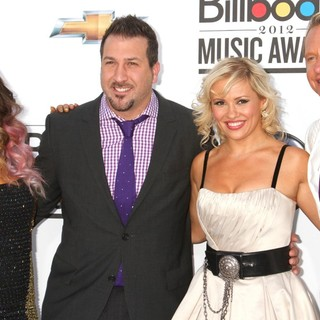 Lacey Schwimmer, Joey Fatone, Anya Garnis, Carson Kressley in 2012 Billboard Music Awards - Arrivals