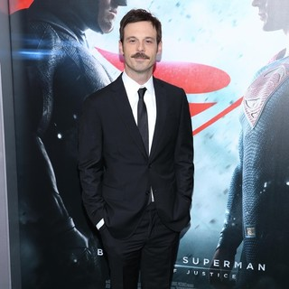 Scoot McNairy in Batman v Superman: Dawn of Justice New York Premiere - Red Carpet Arrivals