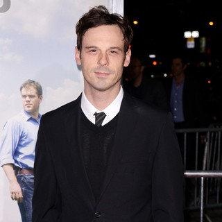 Scoot McNairy in New York Premiere of Promised Land