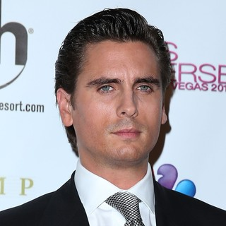 Scott Disick in 2012 Miss Universe Pageant - Arrivals