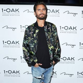 Scott Disick Celebrates Birthday