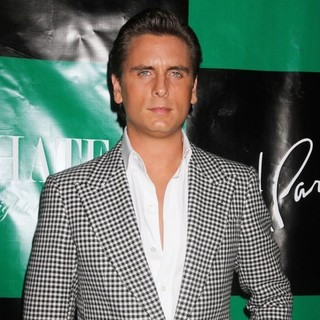 Scott Disick in Scott Disick Celebrates His Birthday with Kourtney Kardashian