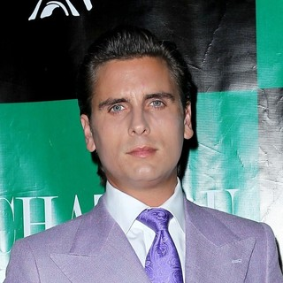 Scott Disick in Scott Disick Hosts at Chateau Nightclub and Gardens