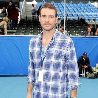 Scott Foley in 2010 Chris Evert - Raymond James Pro-Celebrity Tennis Classic Pro-Am