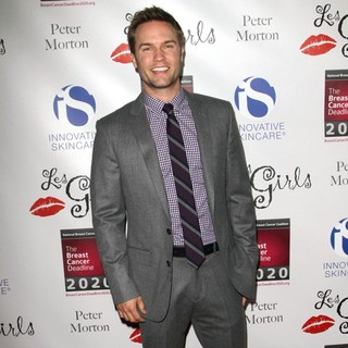 Scott Porter in Les Girls Enticing 11th Annual Cabaret Event - Arrivals