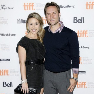 Scott Porter in 36th Annual Toronto International Film Festival - Ten Year - Premiere Arrivals
