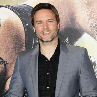 Scott Porter in Los Angeles Premiere of Jupiter Ascending - Arrivals