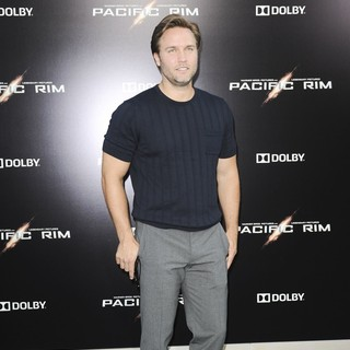 Scott Porter in Los Angeles Premiere of Pacific Rim
