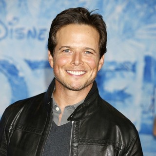 Scott Wolf in Film Premiere Frozen